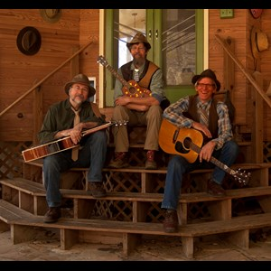 Cook Spring Bluegrass Band | the Oxy Morons String Band