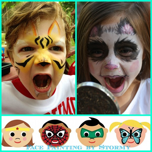 Face Paint By STORMY - Face Painter - Houston, TX