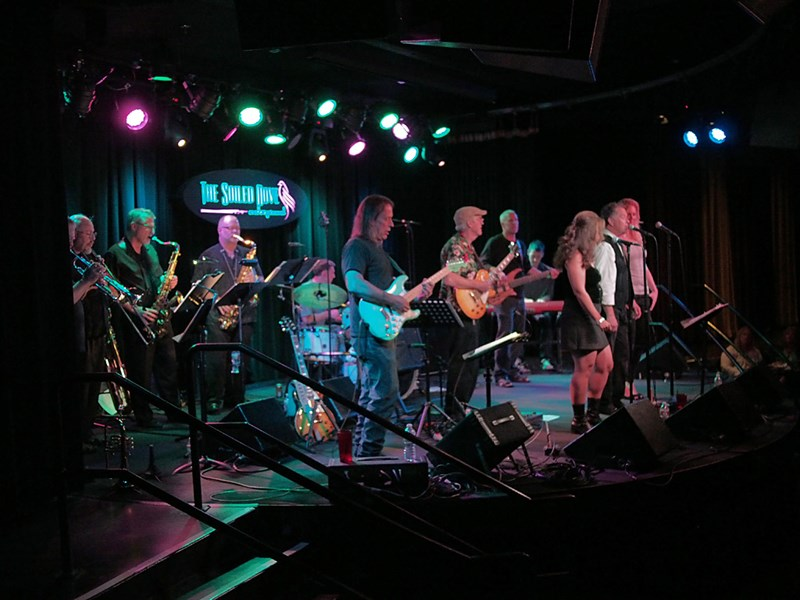 Steely Dan Tribute Band: My Old School - Steely Dan Tribute Band