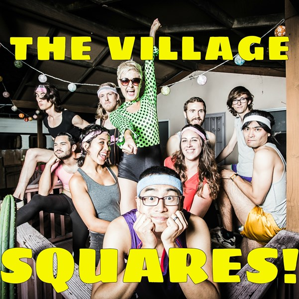 The Village Squares - Soul Band - San Diego, CA