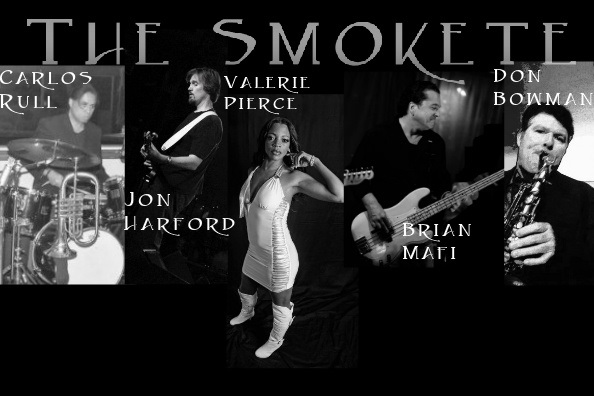The Smoketet - Dance Band - San Diego, CA
