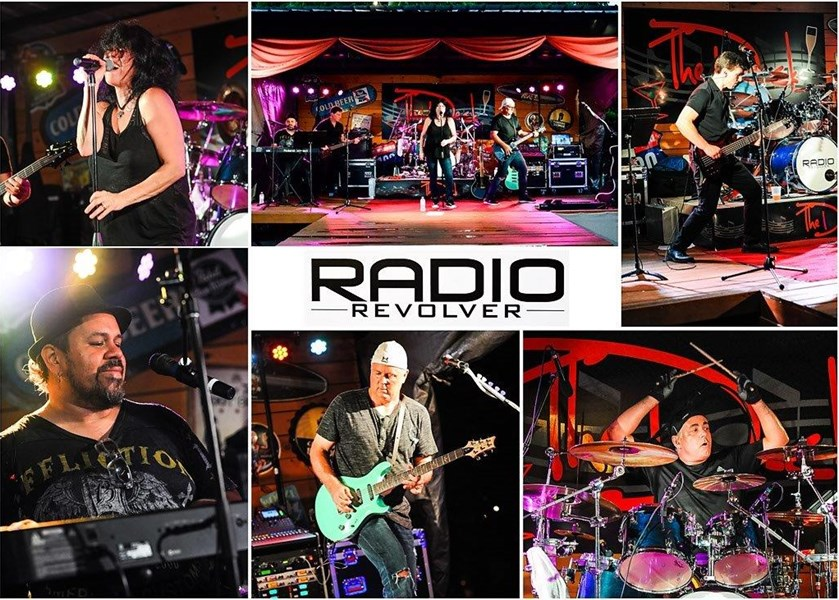 Radio Revolver - Classic Rock Band - Greensboro, NC