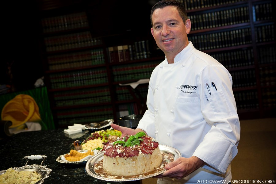 Chef Don Bergeron Enterprises - Caterer - Baton Rouge, LA