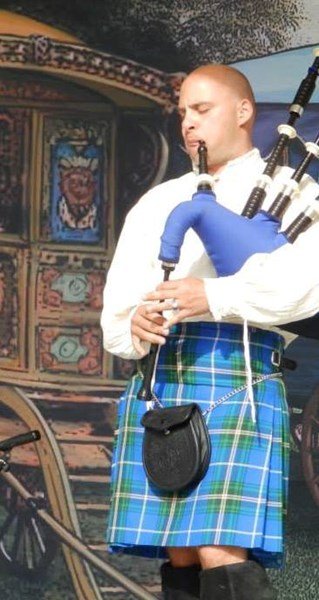 Ralph Drew - Bagpiper - Beaverton, OR
