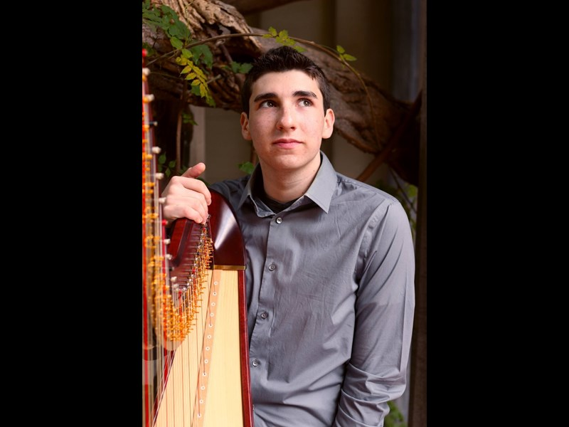 Zachary Hatcher - Harpist - Montclair, NJ