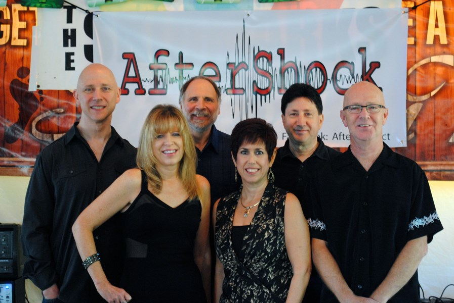 AfterShock - Rock Band - Prospect, CT