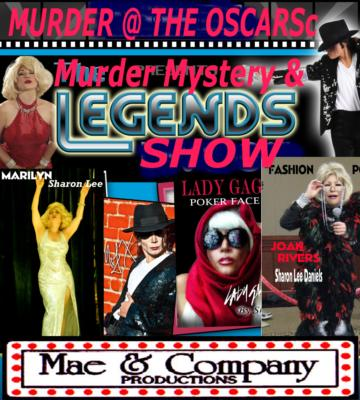 Custom Corporate Murder Mystery Show  - Murder Mystery Entertainment Troupe - Riverton, NJ