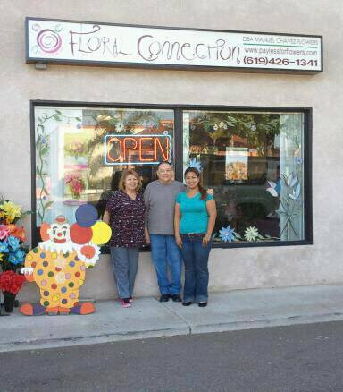Floral Connection - Florist - Chula Vista, CA