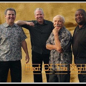 Cullen 80s Band | Heat of the Night Band