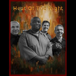 Bluefield Variety Band | Heat Of The Night Band Feat. Michael Payne