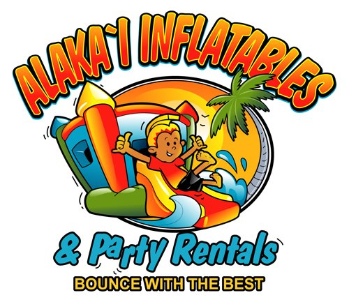 Alaka'i Inflatables and Party Rentals - Party Tent Rentals - Honolulu, HI
