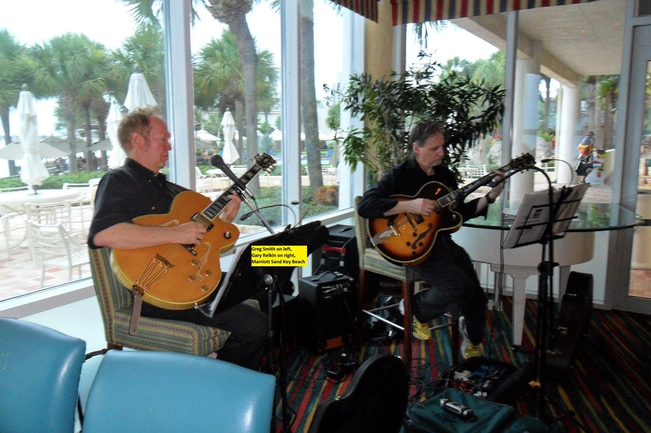 NY GUITAR CATS Marriott Sand Key FL