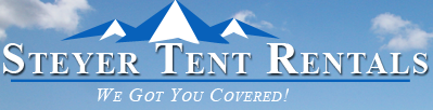 Steyer Party Rental - Party Tent Rentals - Oakland, MD