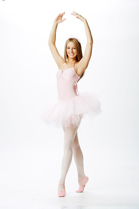 A real ballerina princess!