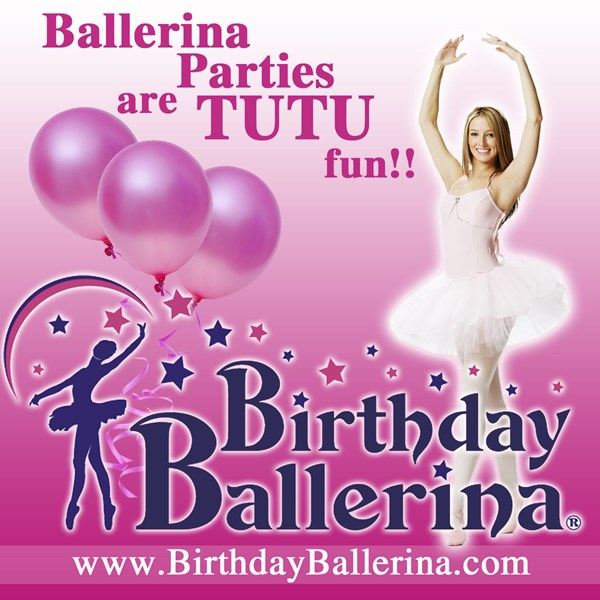 BIRTHDAY BALLERINA PRINCESS DANCE PARTIES - Princess Party - Nashville, TN