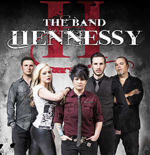 The Band Hennessy - Rock Band - Houston, TX