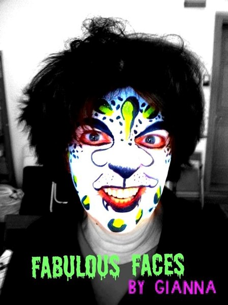 Fabulous Faces - Face Painter - Chicago, IL