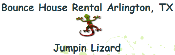 Jumpin Lizard - Bounce House - Arlington, TX