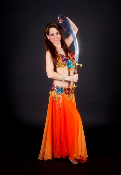 Najla - Belly Dancer - Chillicothe, OH