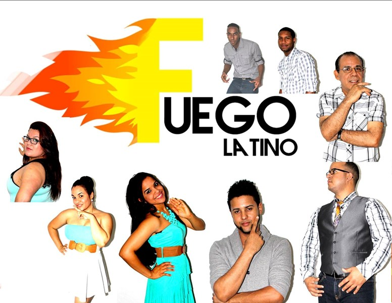 Fuego Latino - Latin Band - Groton, CT