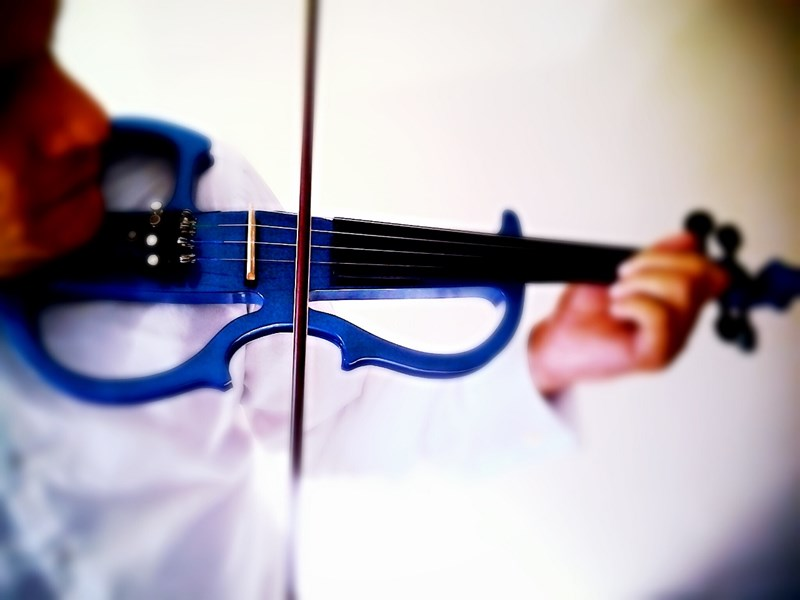"LIBER ""The Electric Violin Experience"""