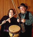 New York Celtic Duo | Gravikord Duo