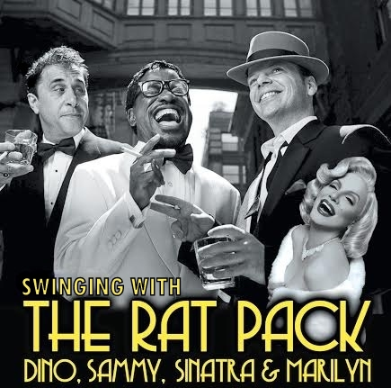 Swinging with the Rat Pack! - Rat Pack Tribute Show - New York City, NY