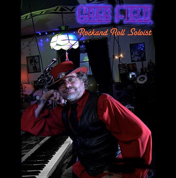 Greg Field, Rock & Roll Soloist - Rock Singer - Hartford, CT