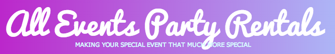 All Events Party Rentals - Party Tent Rentals - Chandler, AZ