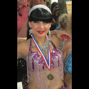 Sarasota Cabaret Dancer | Lady Darjuxena Pro Belly Dancer, Fire  & Hula