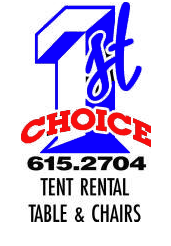 1st Choice Tents - Party Tent Rentals - Fort Wayne, IN