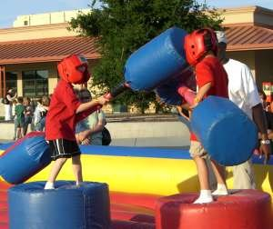Fresno Party Inflatables | Airplay Events