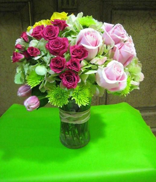 Queen Anne Flowers - Florist - Huntington, NY