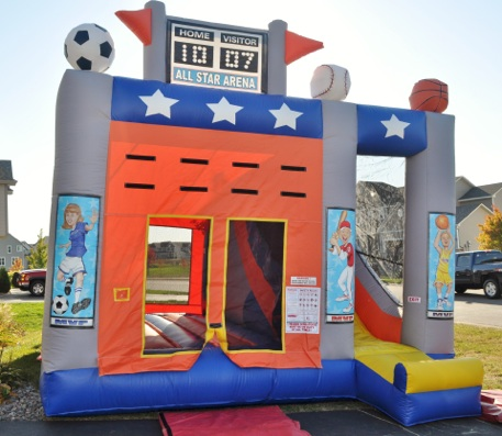 Minnesota Valley Inflatables - Bounce House - Minneapolis, MN