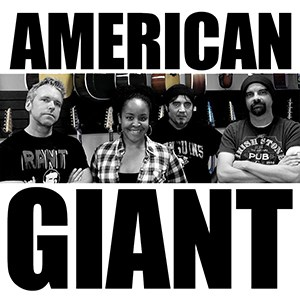 Sturgeon 90s Band | American Giant Band
