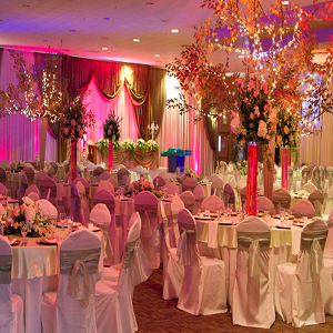 Larsa Banquet Hall - Wedding Venue - Modesto, CA