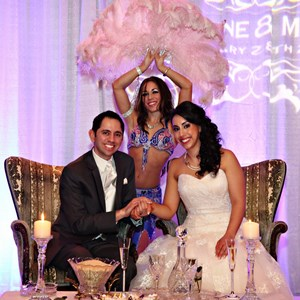 Gainesville Egyptian Dancer | Carrara Nour - Wedding Belly Dance Artist