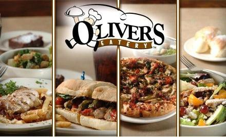 Oliver's Eatery - Caterer - Garland, TX