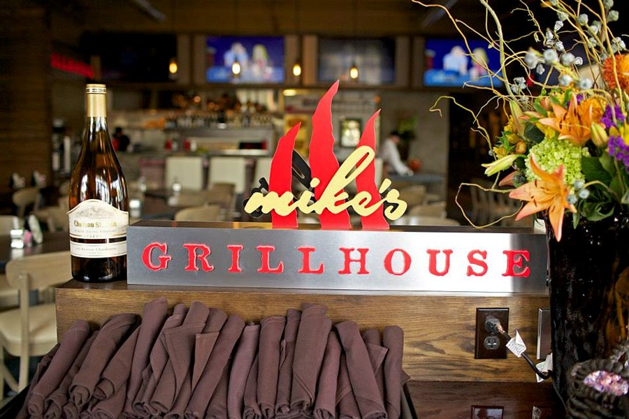 Mike's Grillhouse - Caterer - Modesto, CA