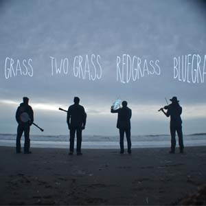 Monterey Bluegrass Band | 1 Grass, 2 Grass, Redgrass, Bluegrass