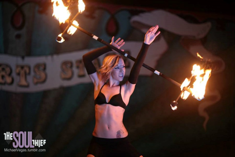Flow Genesis - Fire Dancer - Boulder, CO