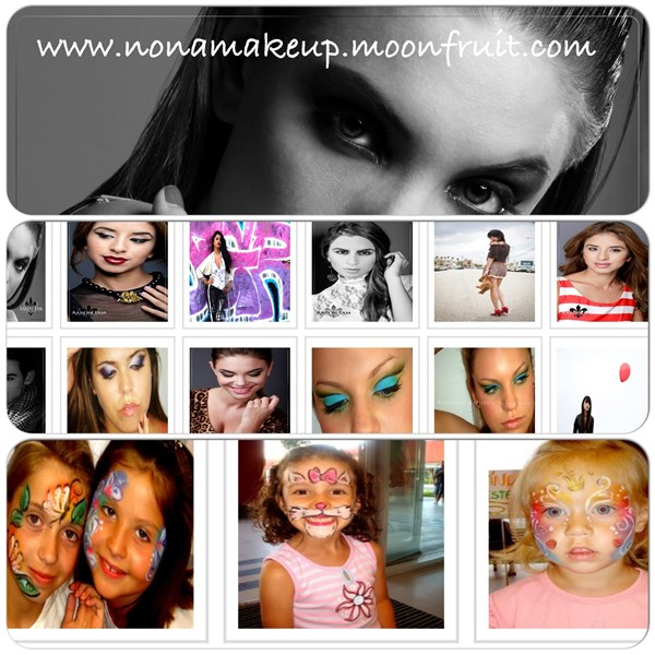 Noemi Face-Painting - Face Painter - Beverly Hills, CA