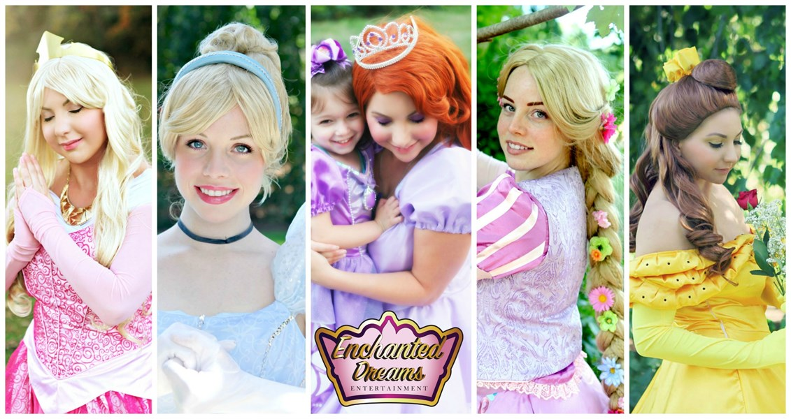 Enchanted Dreams Entertainment - Princess Party - Westbury, NY