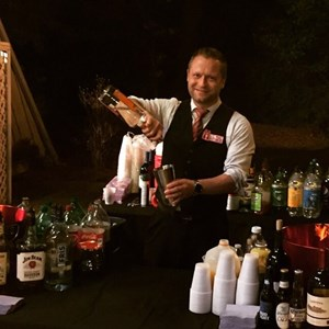 Spink Bartender | Elite Private Bartenders