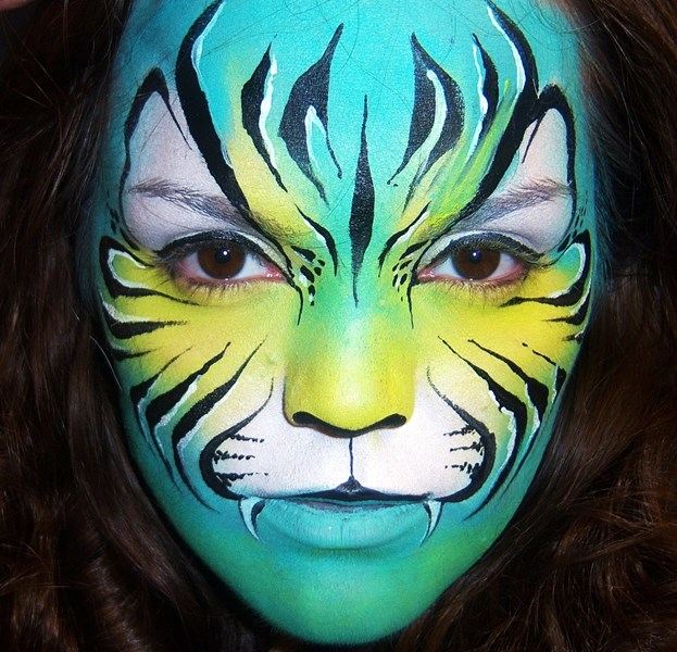 Tamara Paints People - Lancaster, PA - Face Painter - Lititz, PA