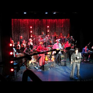 Hunter AAF Elvis Impersonator | Elvis & the Dream Team Band