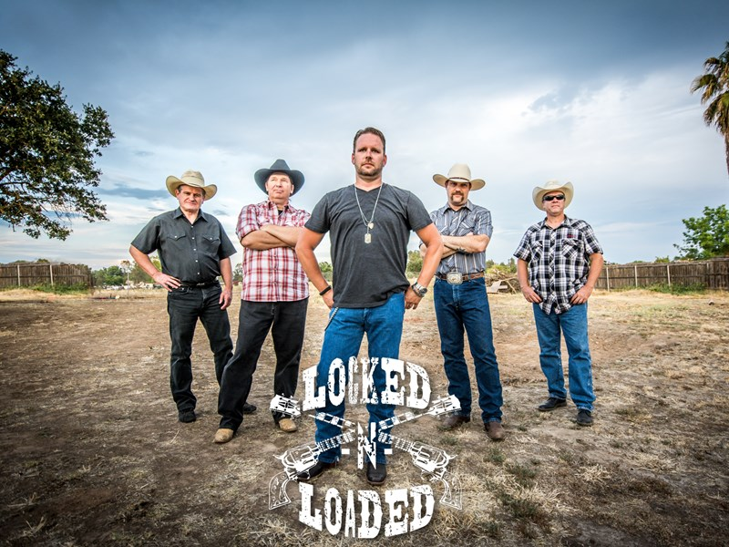 Locked-N-Loaded - Country Cover Band - Country Band - Sacramento, CA