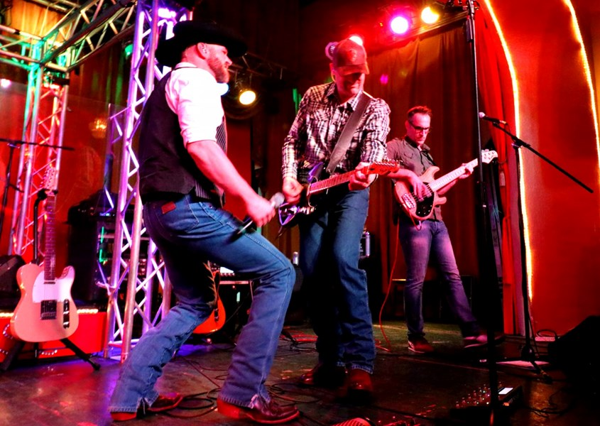 Locked-N-Loaded - Country Cover Band - Country Band