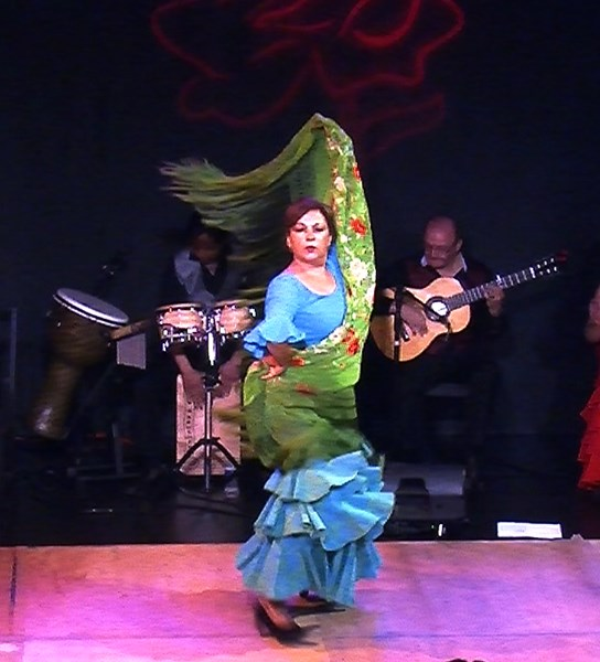 Espana Flamenca   Flamenco Dancers - Flamenco Dancer - Los Angeles, CA