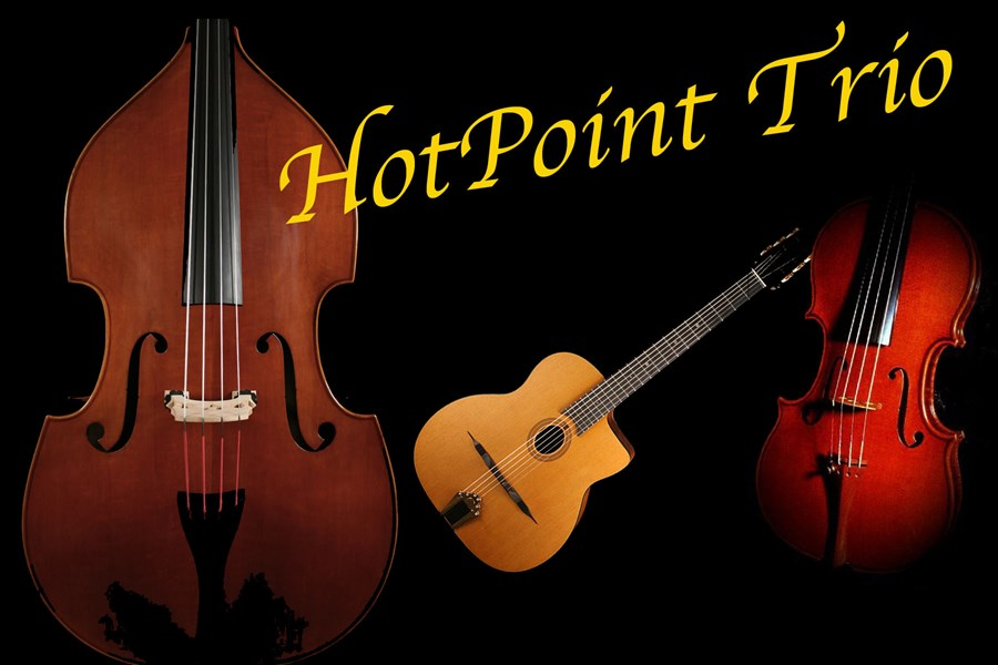 HotPoint Trio - Swing Band - Asheville, NC